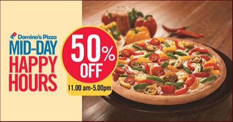Dominos Pizza Offers In Lucknow Running Sale And Discount