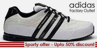 Adidas offers in Lucknow Kører salg og rabat tilbud  Running Sale and Discount offers